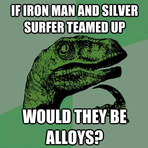 if iron man and silver surfer teamed up