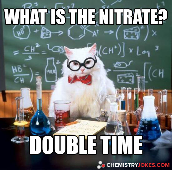 What Is The Nitrate?
